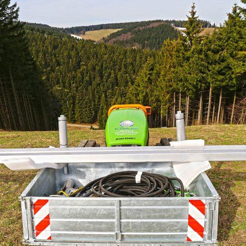 Elektro Kösler - Mulchraupe